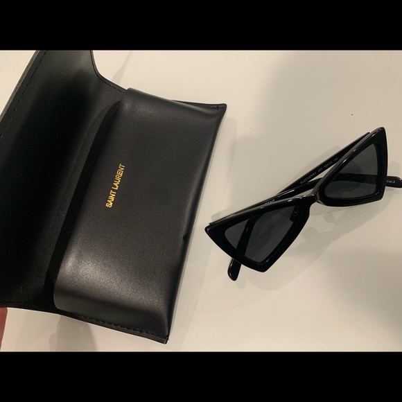 Saint Laurent Accessories - Saint Laurent Jerry Sunglasses